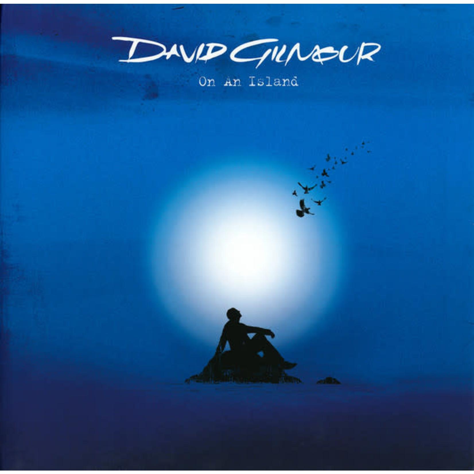 [New] Gilmour, David (Pink Floyd): On An Island