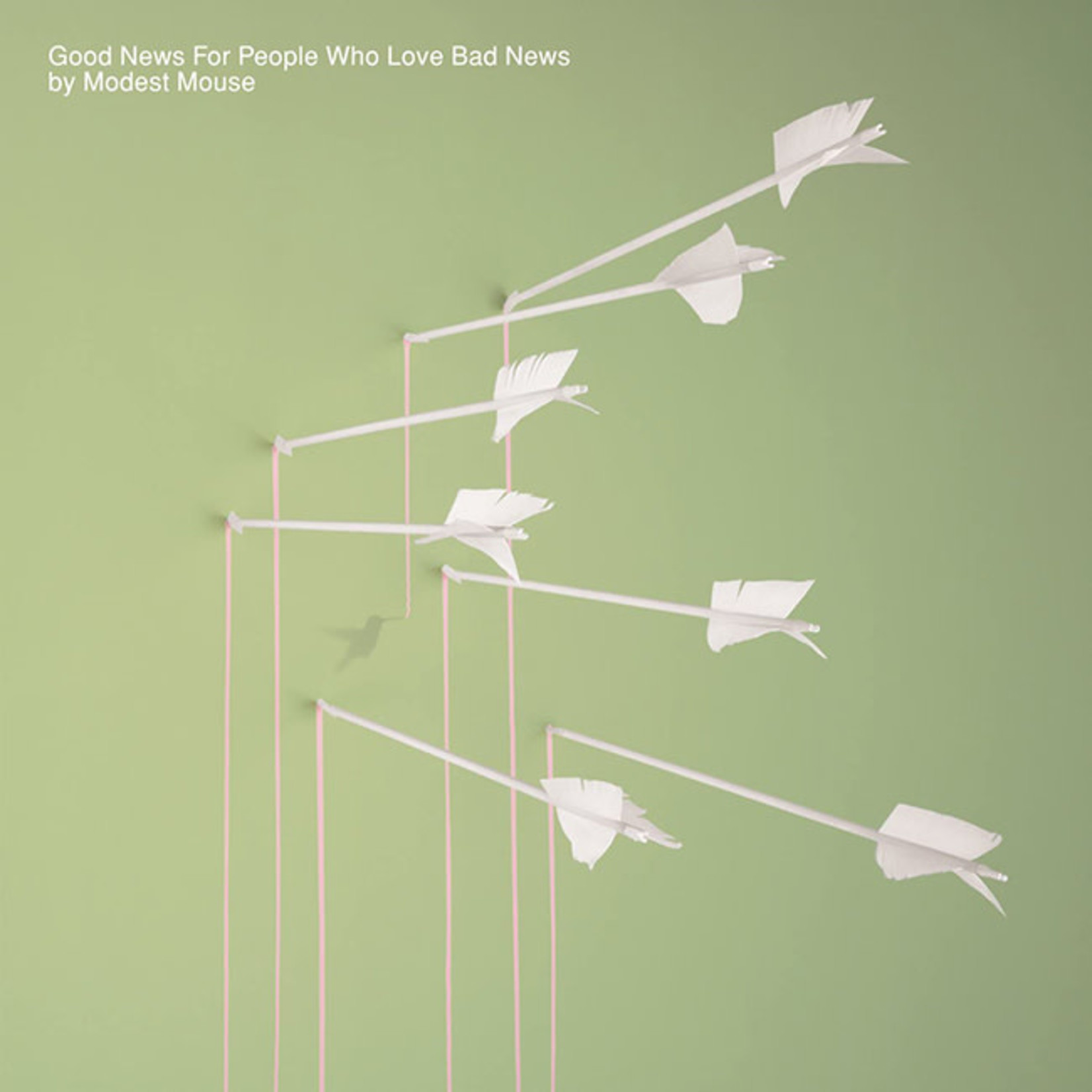 [New] Modest Mouse: Good News For People Who Love Bad News