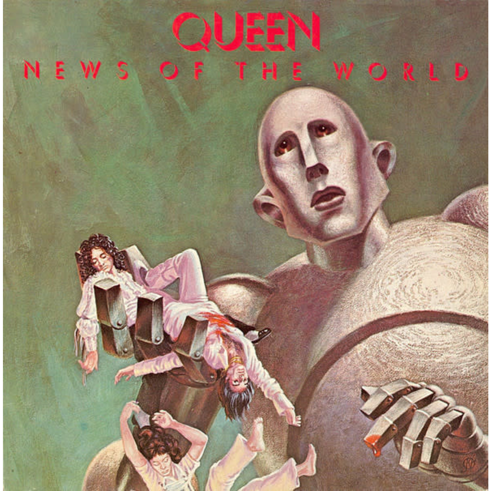 [Vintage] Queen: News of the World