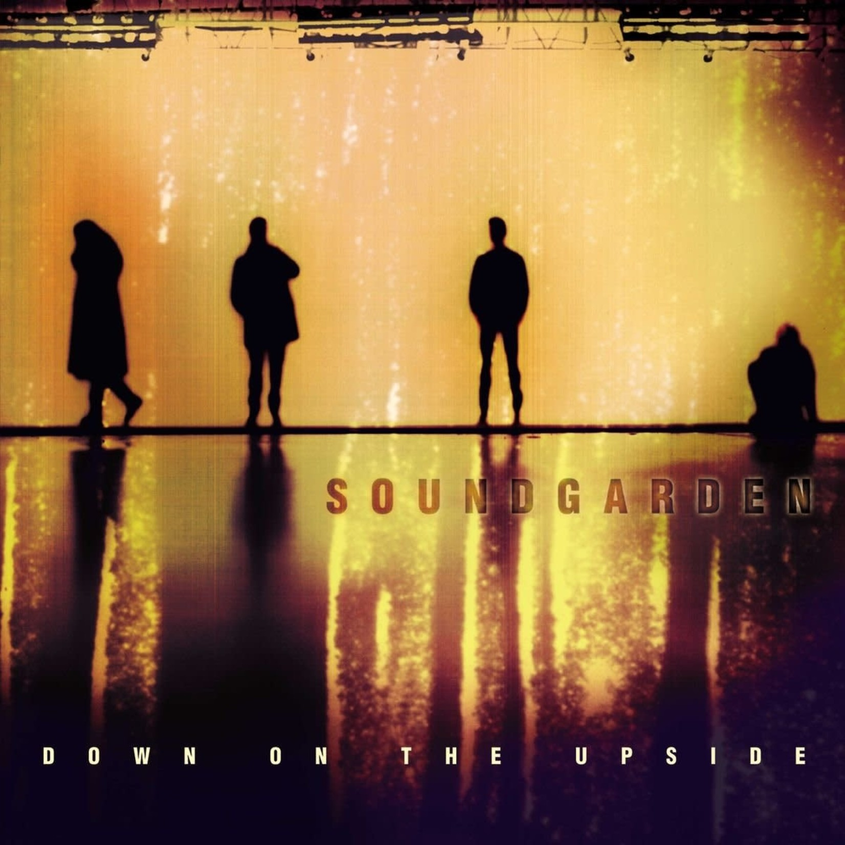 [New] Soundgarden: Down On The Upside (2LP)
