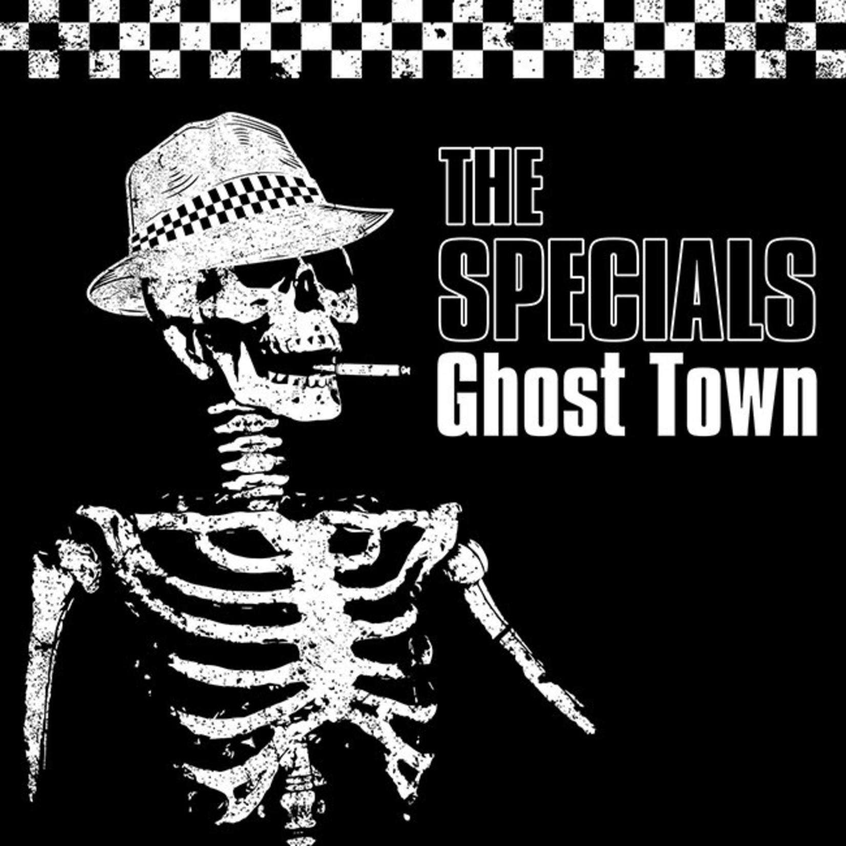 [New] Specials: Ghost Town (splatter vinyl)