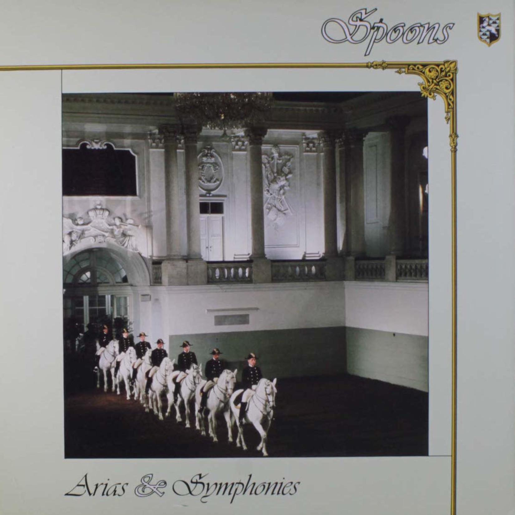 [Vintage] Spoons: Arias & Symphonies