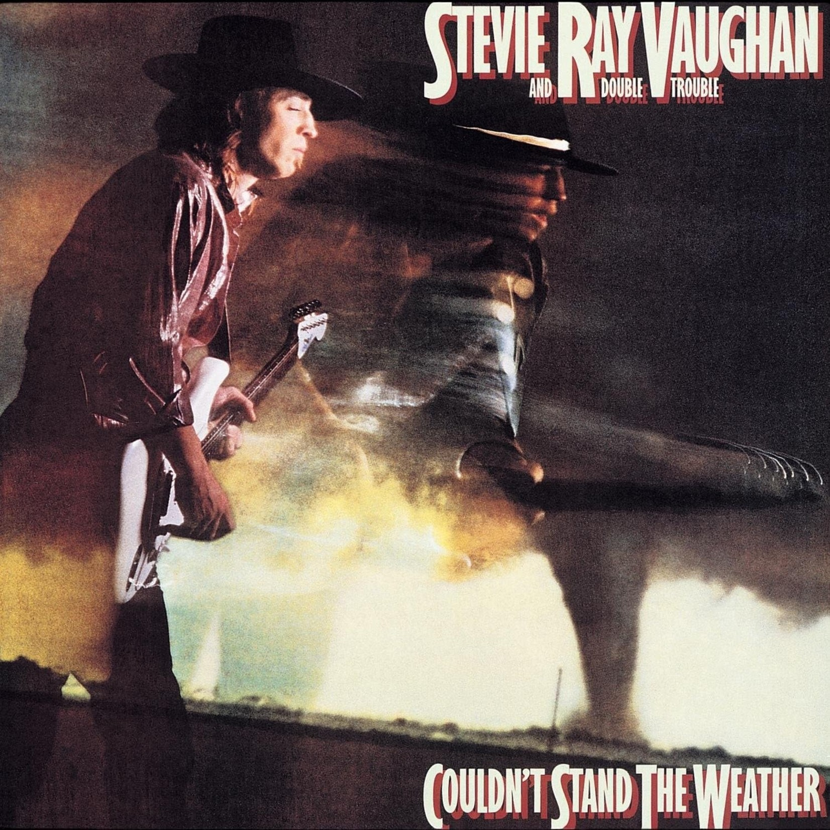 [Vintage] Vaughan, Stevie Ray: Couldn't Stand the Weather