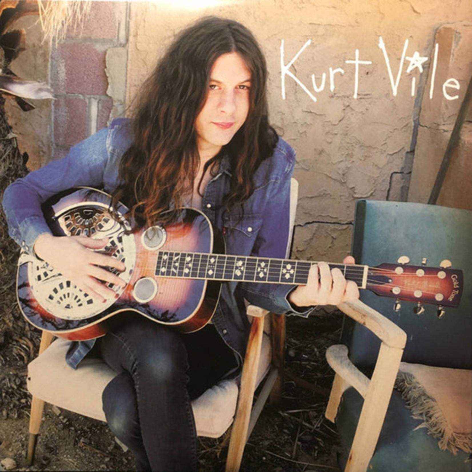 [New] Vile, Kurt: B'lieve I'm Going Down... (2LP)