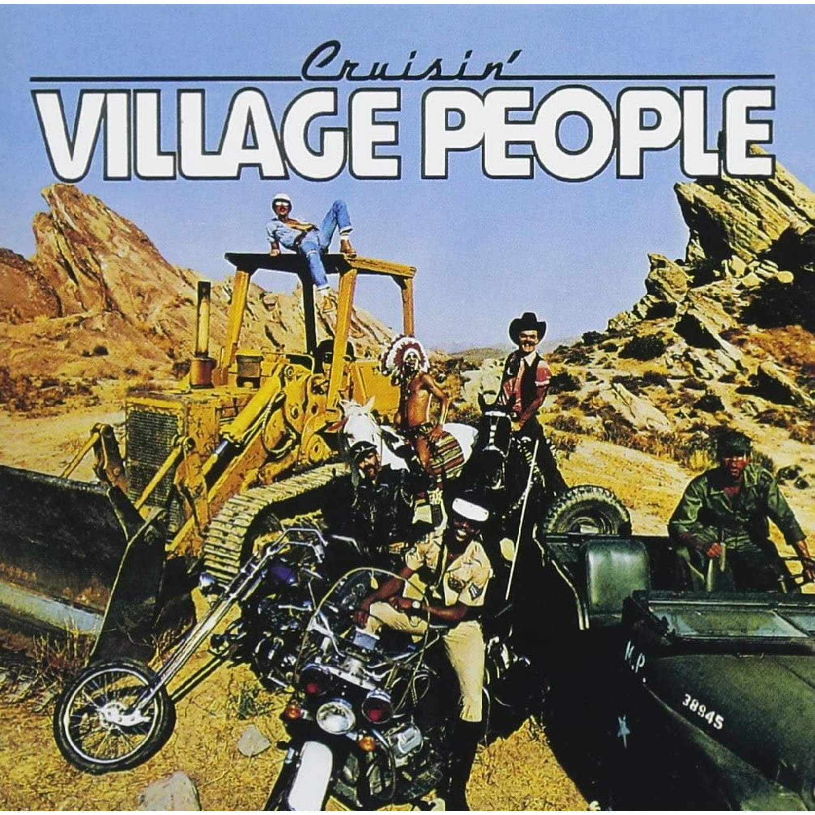 [Vintage] Village People: Cruisin