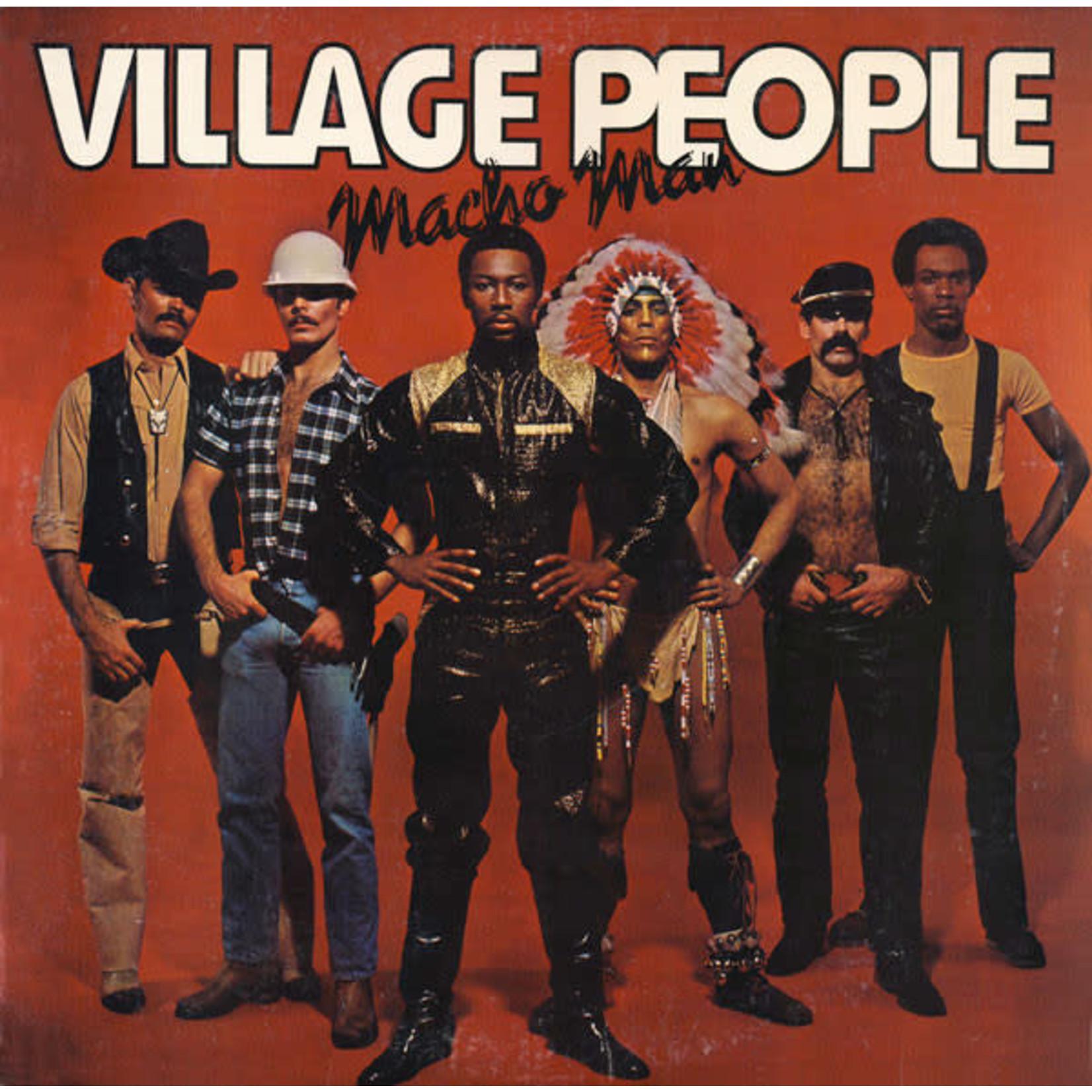 [Vintage] Village People: Macho Man