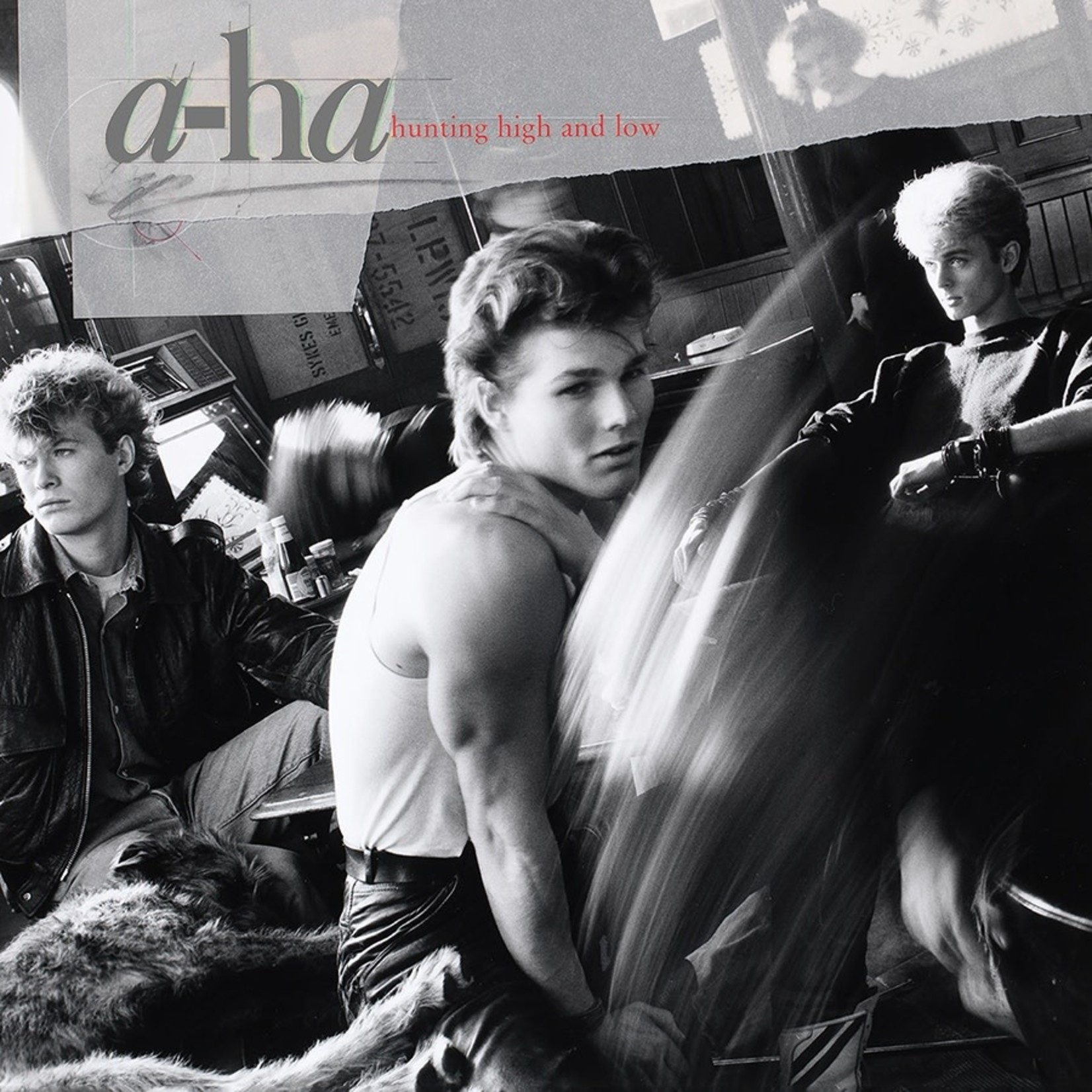 [Vintage] A-Ha: Hunting High and Low ('Take on Me')