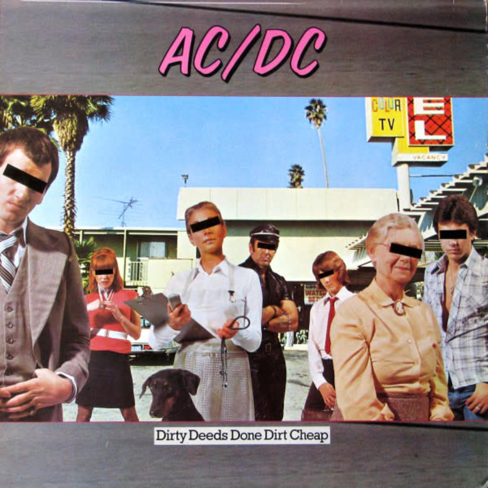 [Vintage] AC/DC: Dirty Deeds Done Dirt Cheap