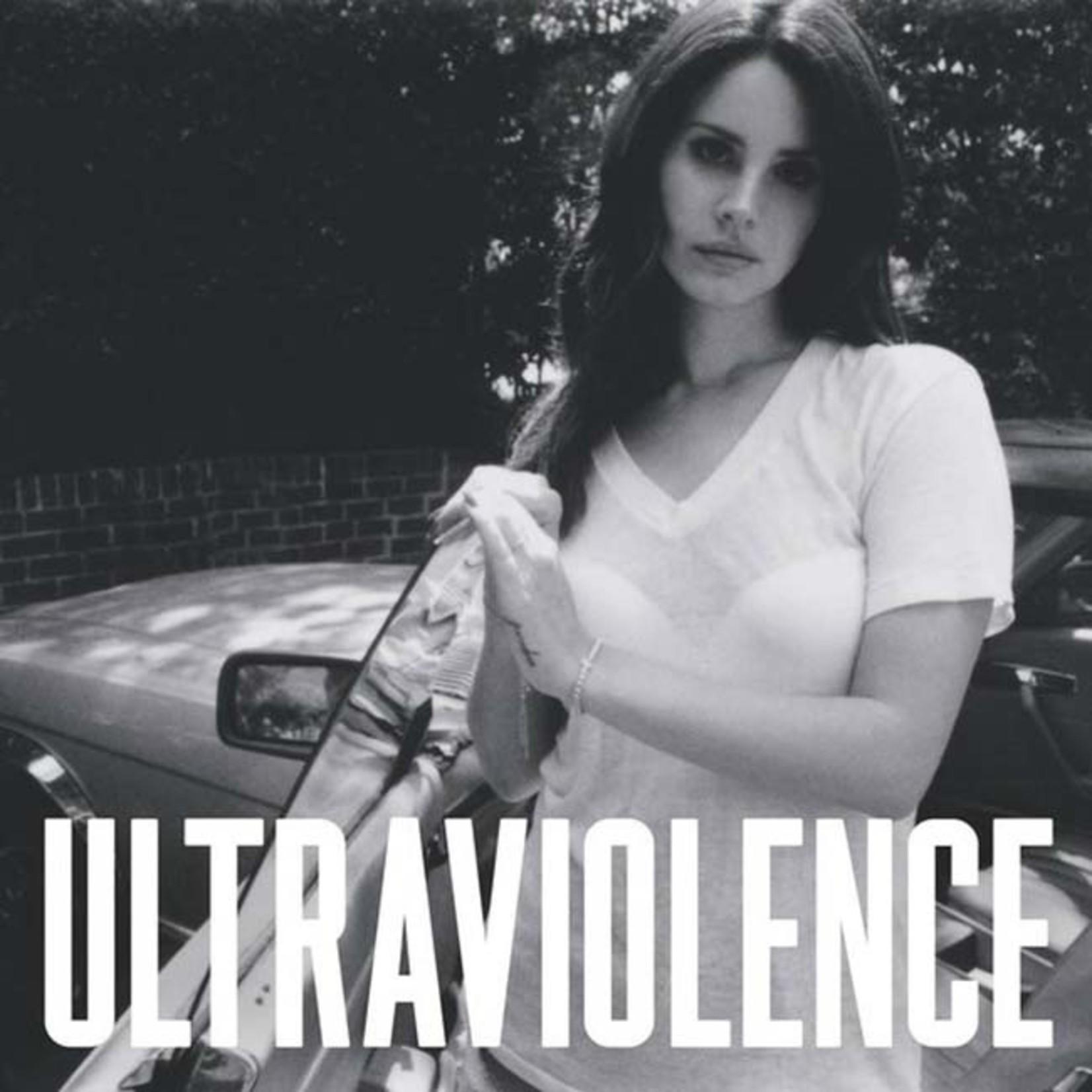 [New] Del Rey, Lana: Ultraviolence (2LP)