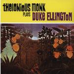 [New] Monk, Thelonious: Thelonious Monk Plays Duke Ellington