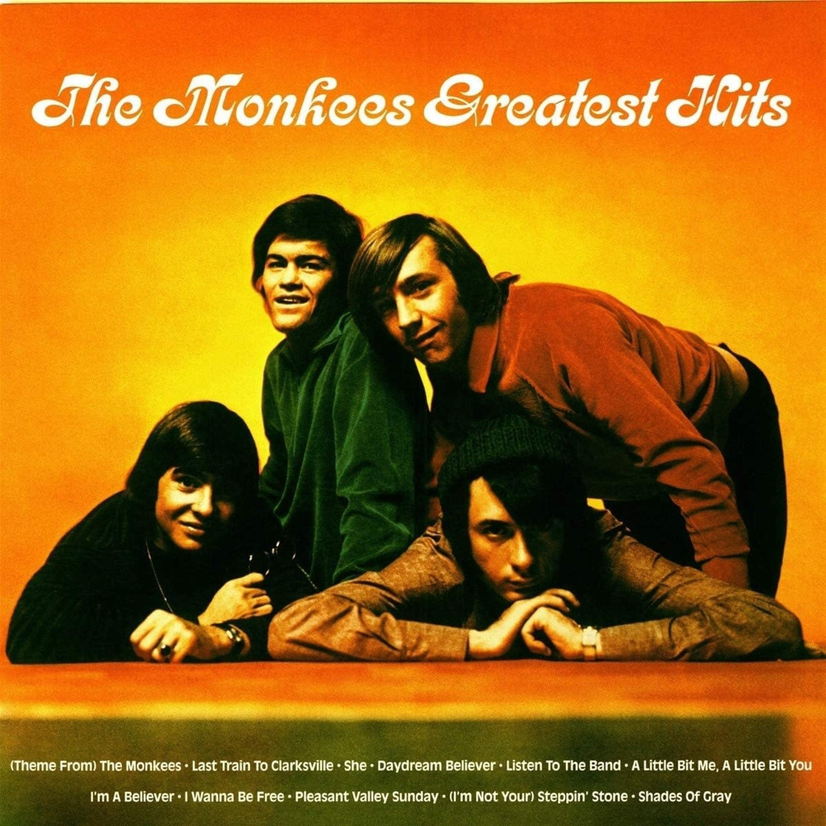 [Vintage] Monkees: Greatest Hits