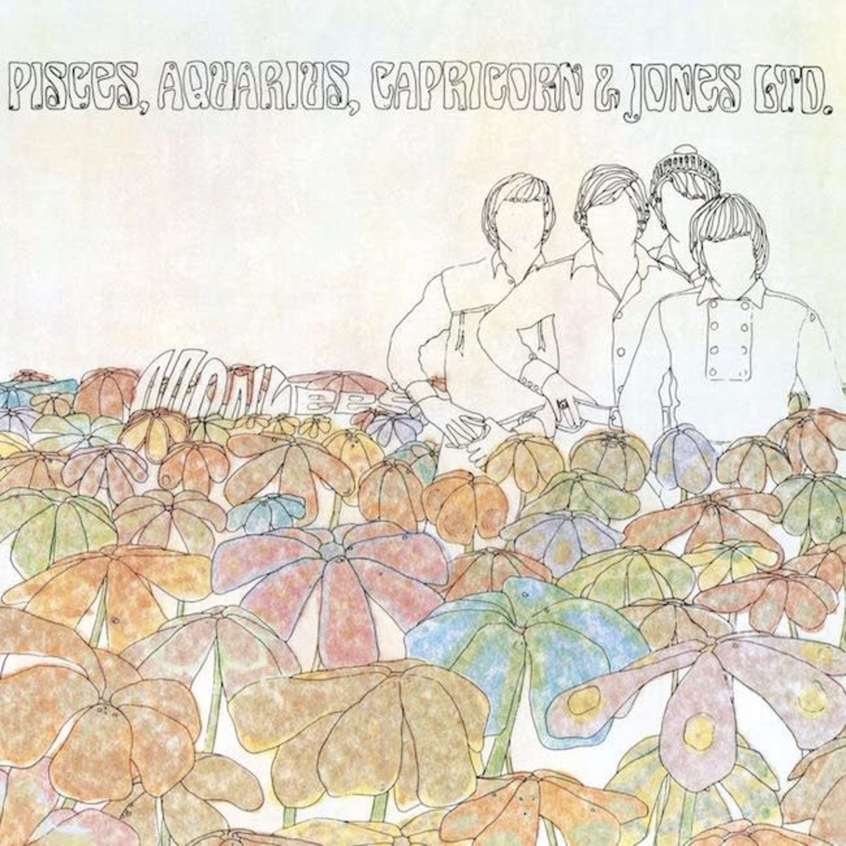 [Vintage] Monkees: Pisces, Aquarius, Capricorn & Jones Ltd.