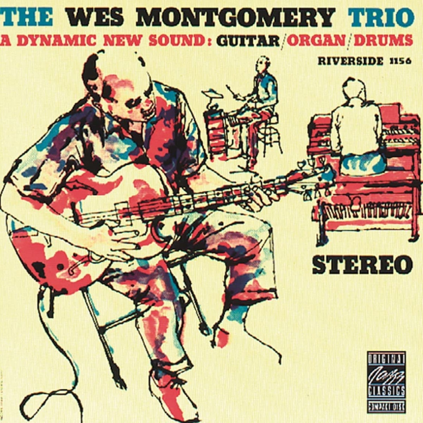 [New] Montgomery, Wes Trio: self-titled
