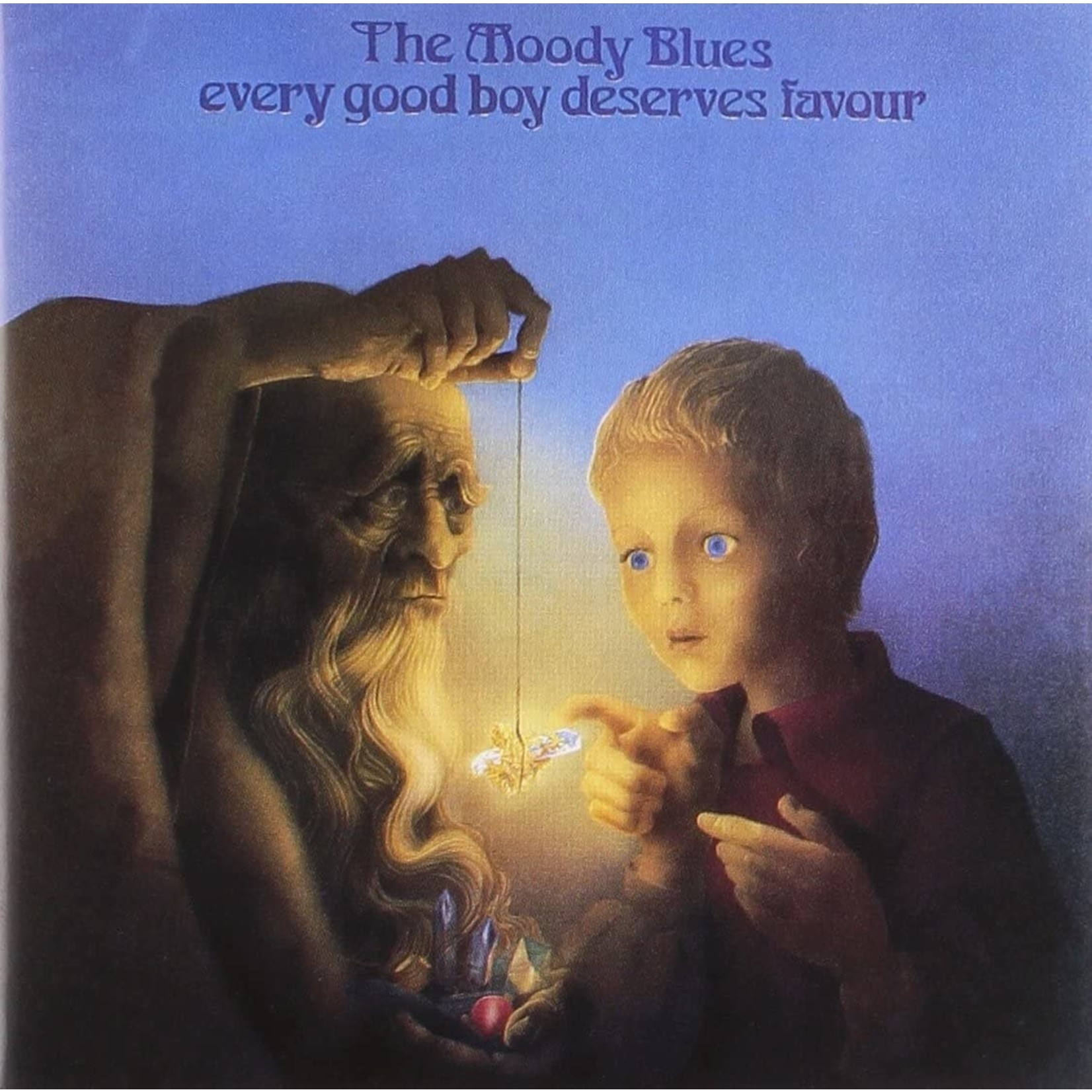 [Vintage] Moody Blues: Every Good Boy Deserves Favour