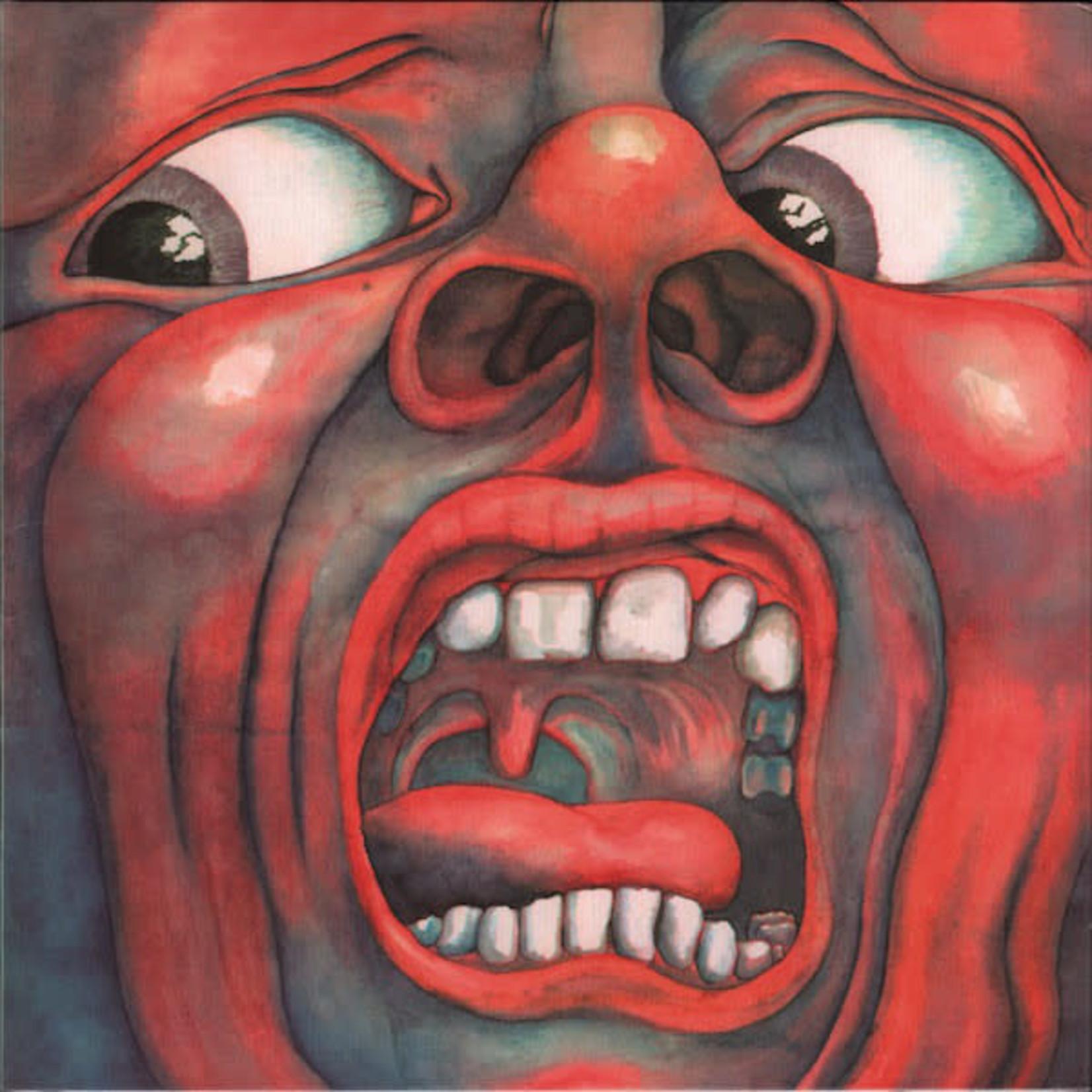 [Vintage] King Crimson: In the Court of the Crimson King (reissue)