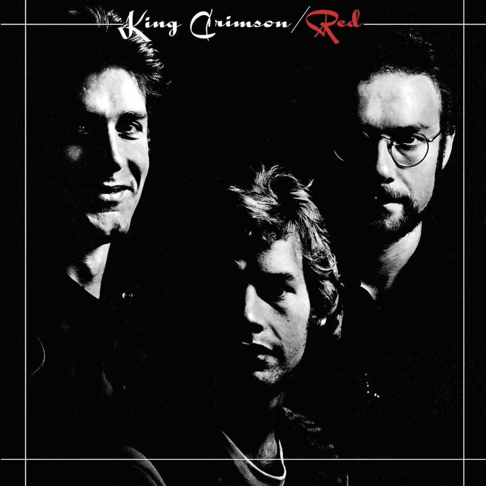 [New] King Crimson: Red (200g, Robert Fripp remixes)