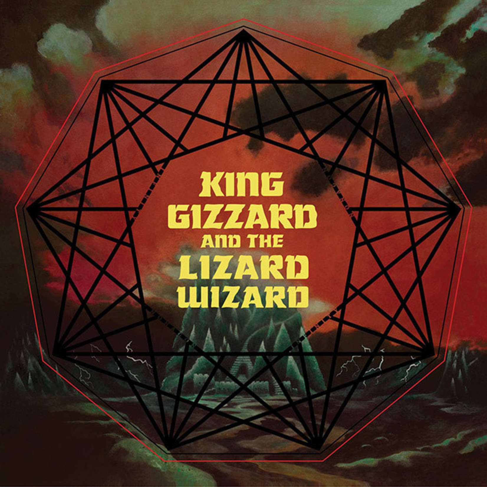 [New] King Gizzard & the Lizard Wizard: Nonagon Infinity