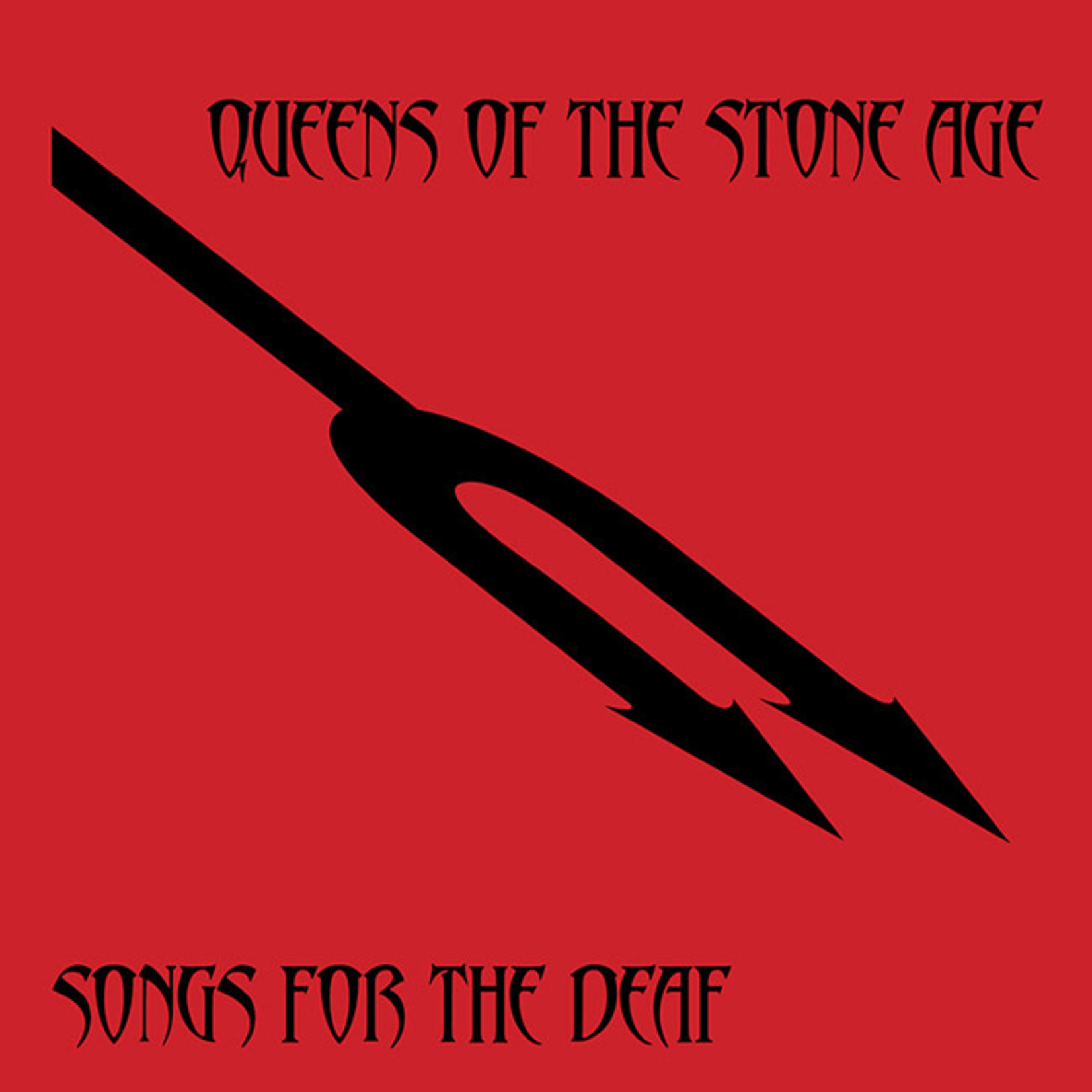 [New] Queens Of The Stone Age: Songs For The Deaf (2LP)