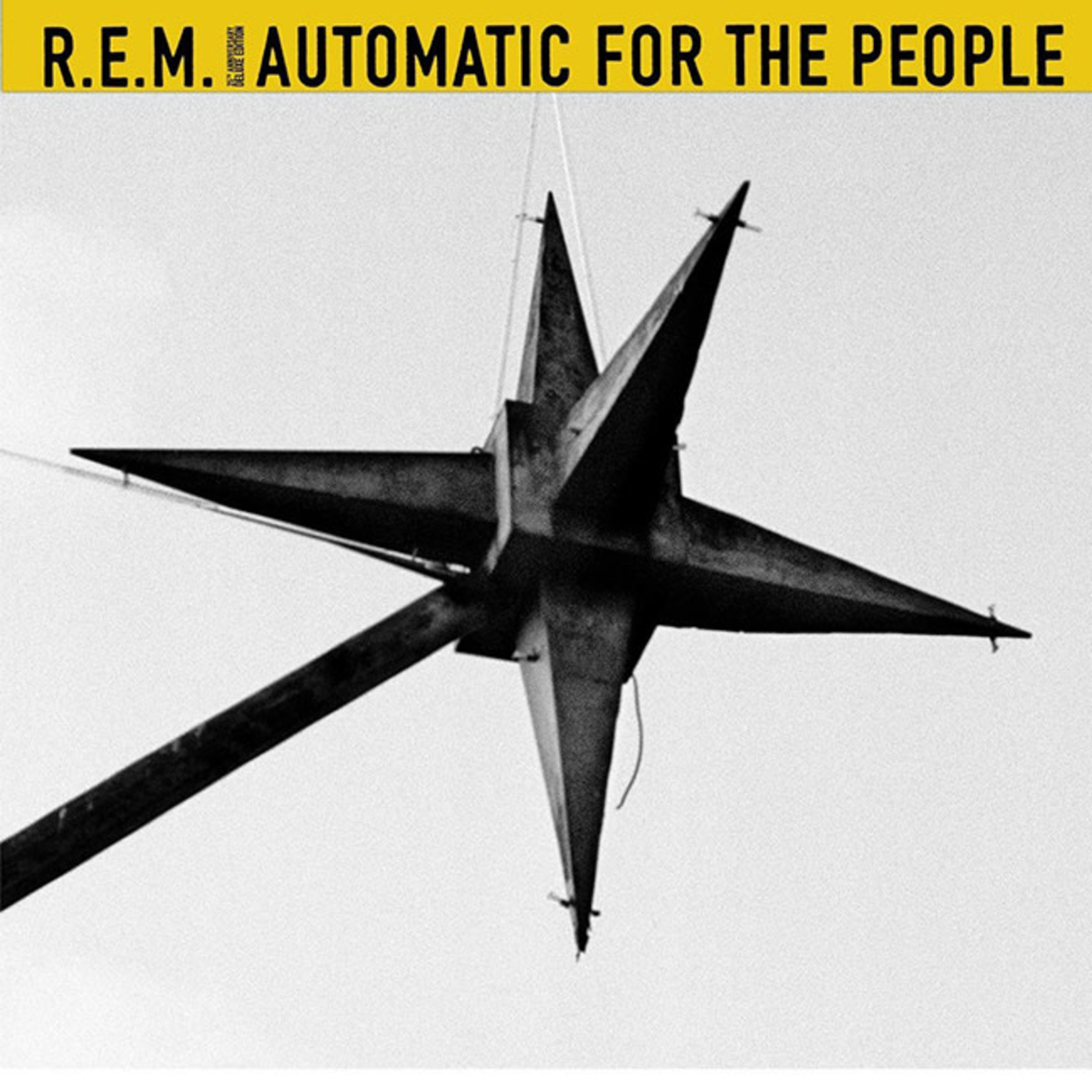 [New] R.E.M.: Automatic For The People (25th Anniversary Ed.)