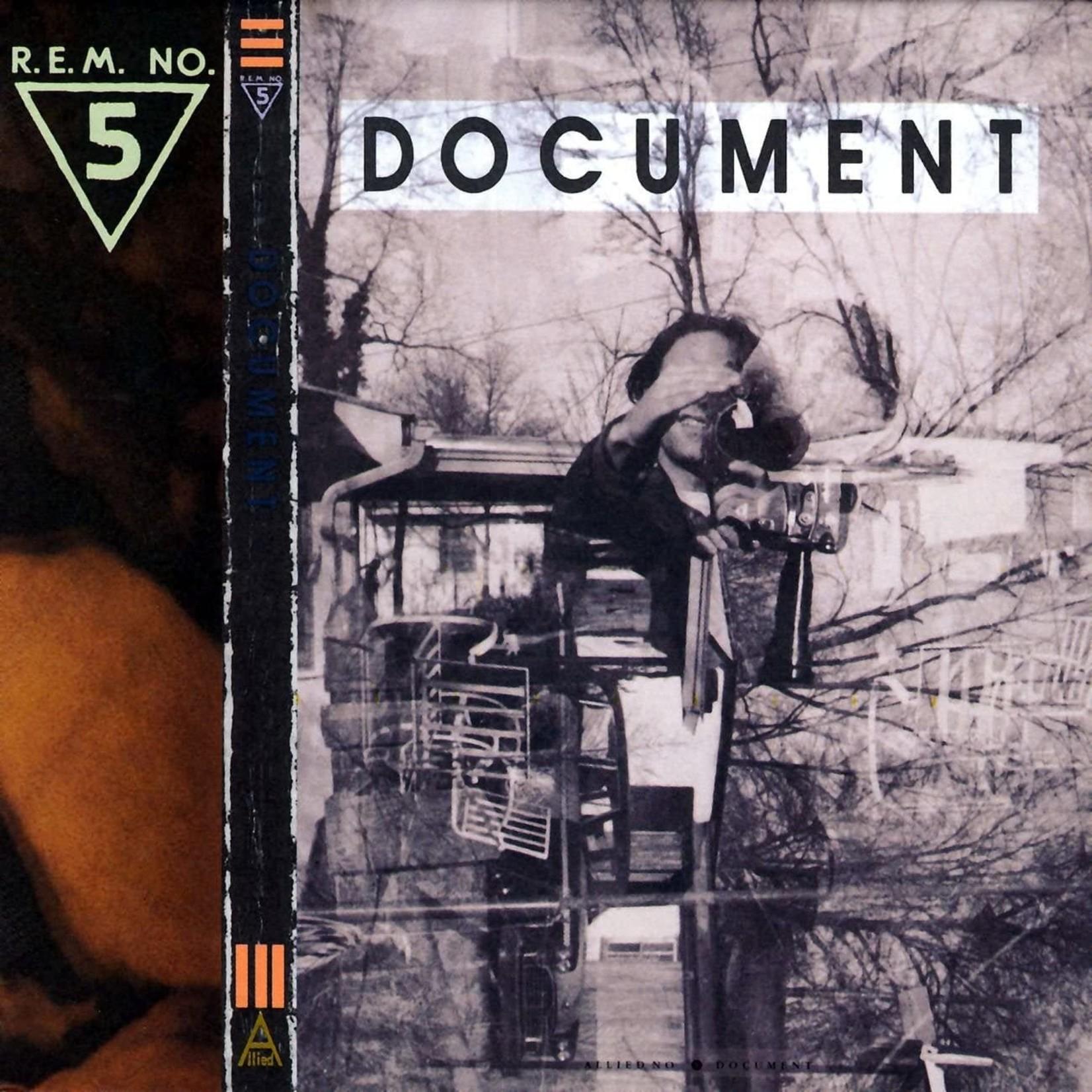 [Vintage] R.E.M.: Document