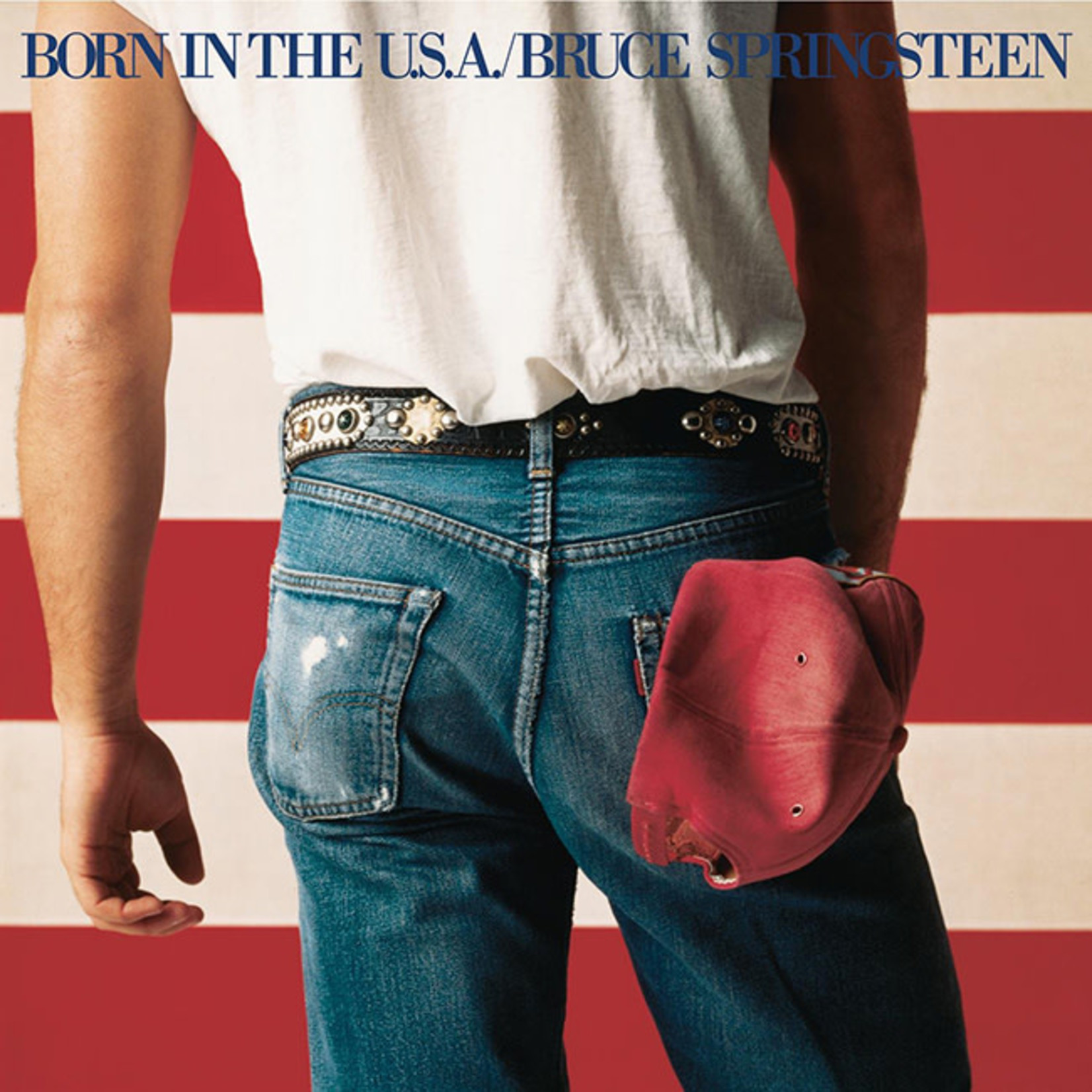 [New] Springsteen, Bruce: Born In The U.S.A.