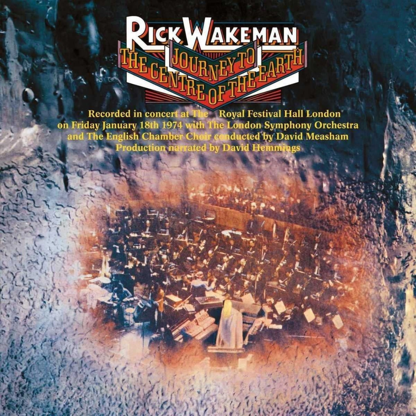 [Vintage] Wakeman, Rick: Journey to the Centre of the Earth
