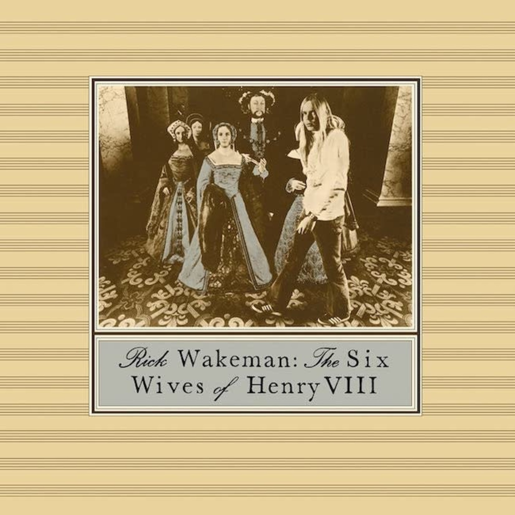 [Vintage] Wakeman, Rick: The Six Wives of Henry the VIII