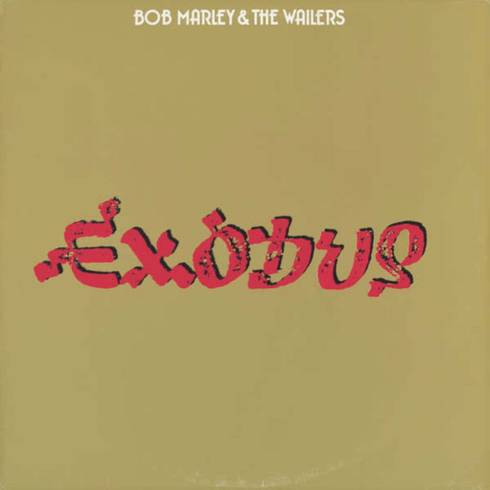 [Vintage] Marley, Bob: Exodus