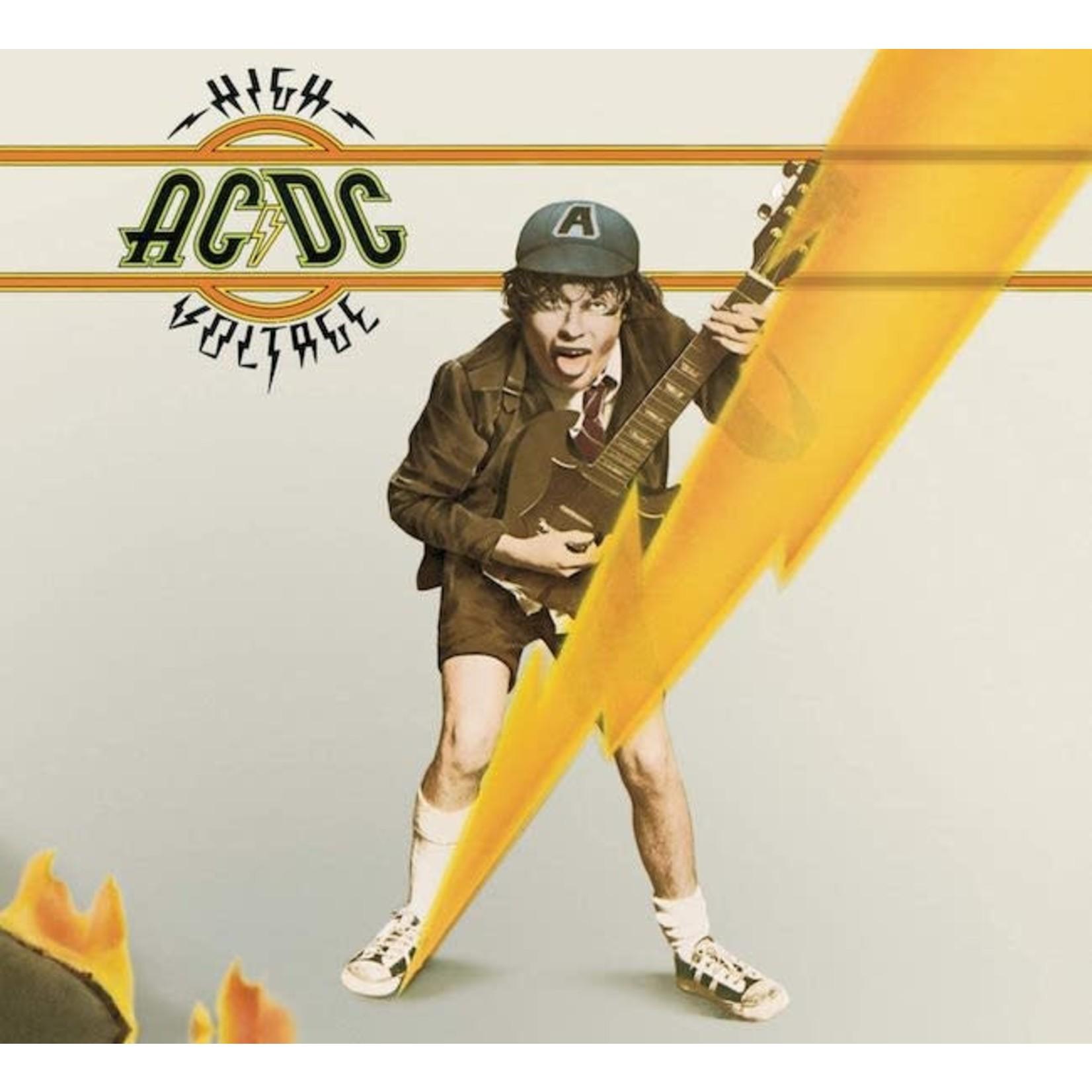 [Vintage] AC/DC: High Voltage