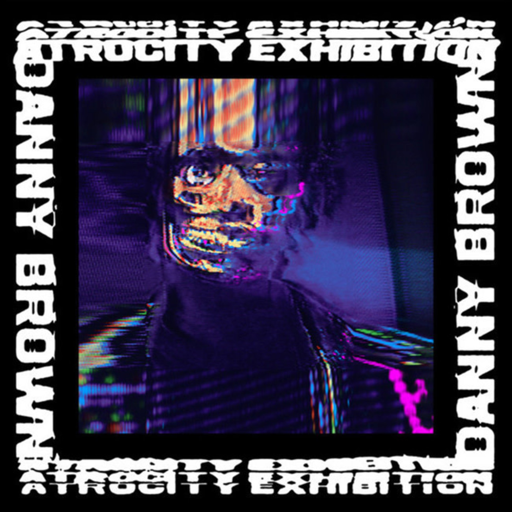 [New] Brown, Danny: Atrocity Exhibition (2LP)