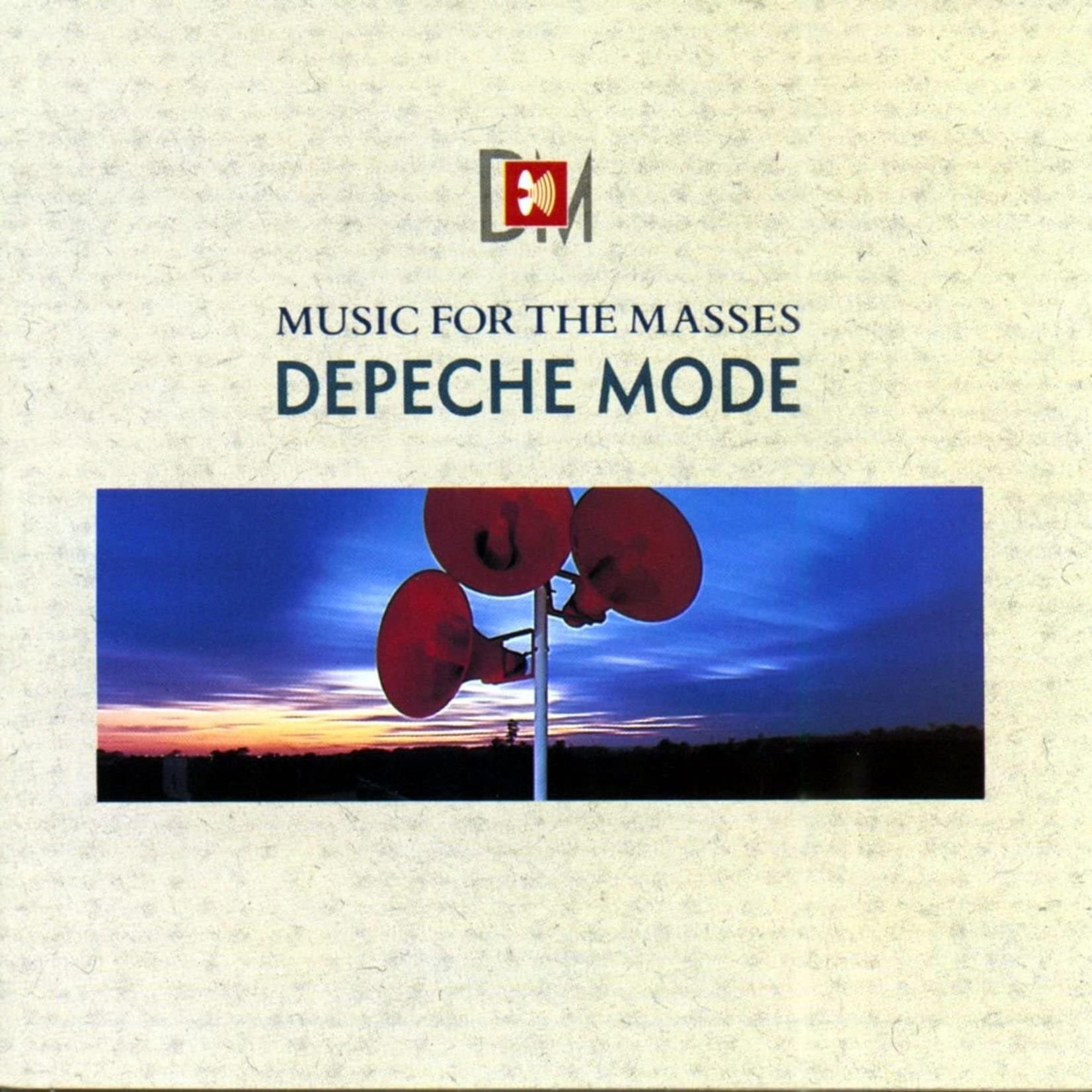 [New] Depeche Mode: Music For The Masses