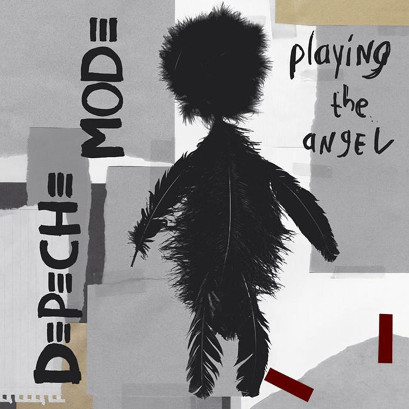 [New] Depeche Mode: Playing The Angel (2LP)