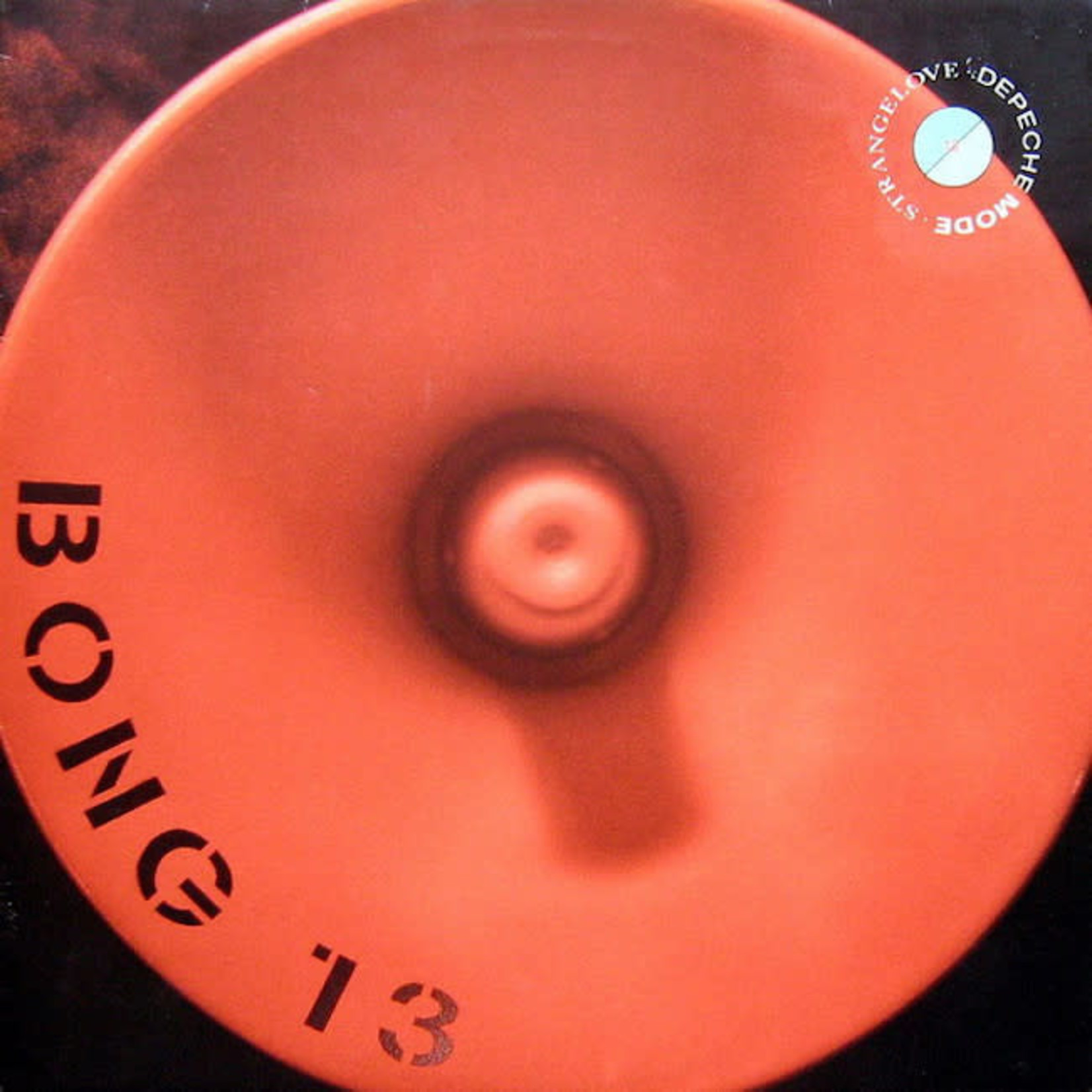 [Vintage] Depeche Mode: Strangelove (12'', Canada)