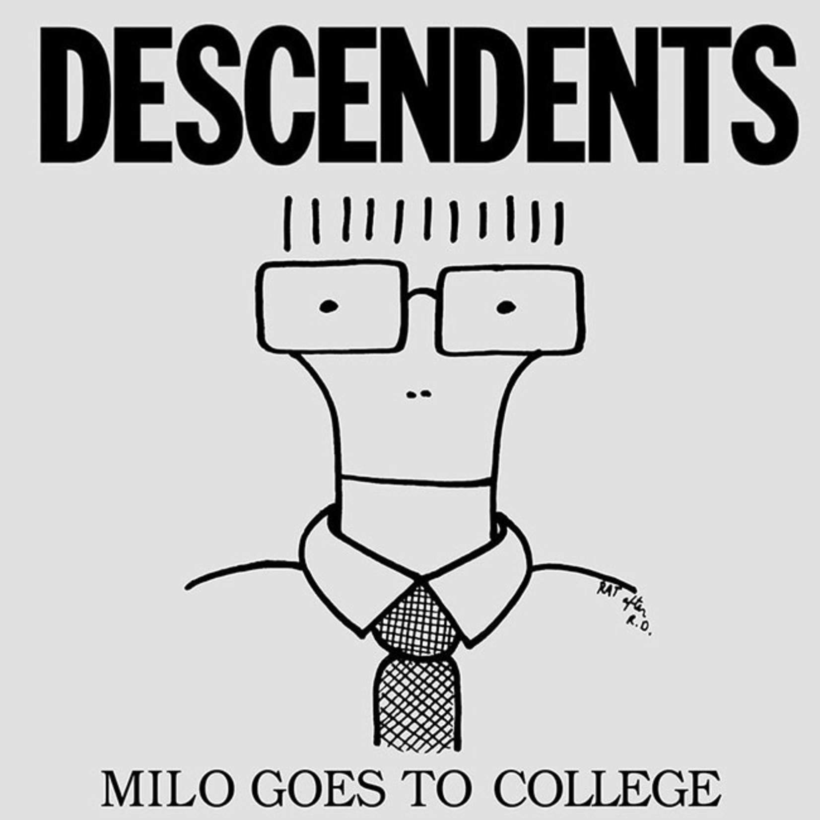[New] Descendents: Milo Goes to College