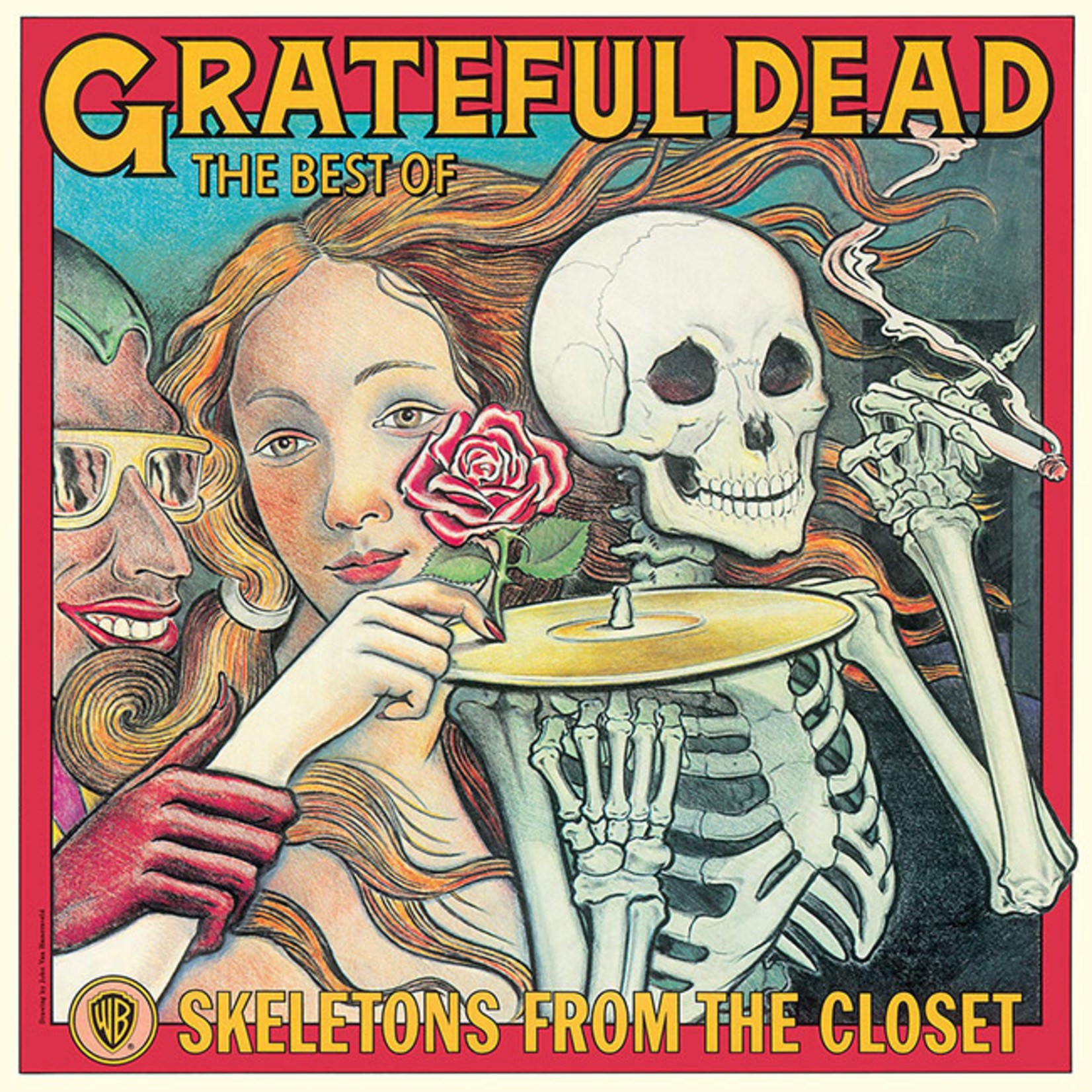 [New] Grateful Dead: Skeletons From The Closet: The Best Of Grateful Dead
