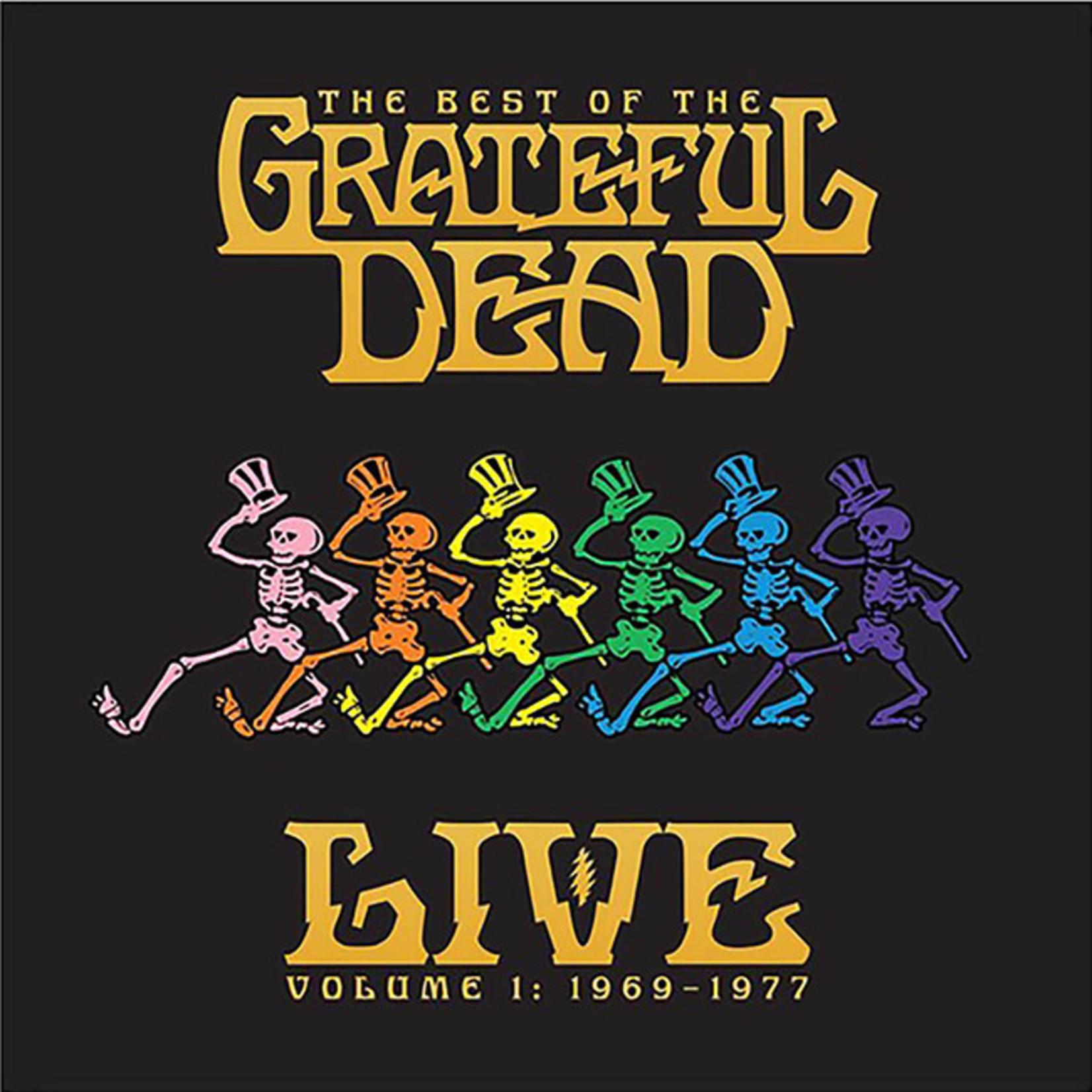 [New] Grateful Dead: The Best Of Vol. 1: 1969-1977 (2LP)