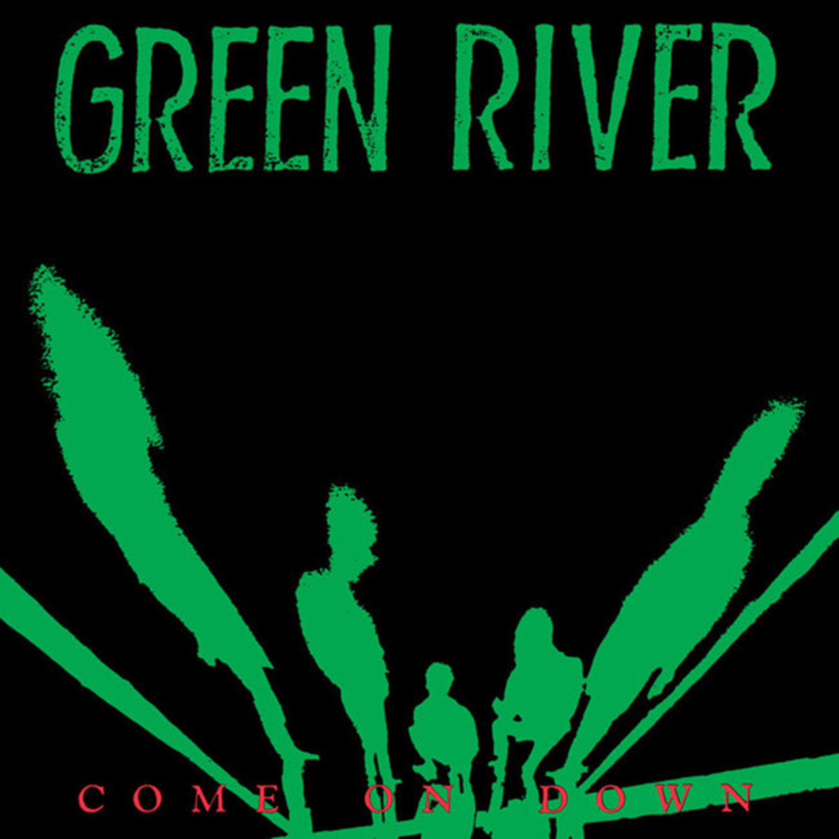 [New] Green River (Pearl Jam): Come On Down (pink vinyl)