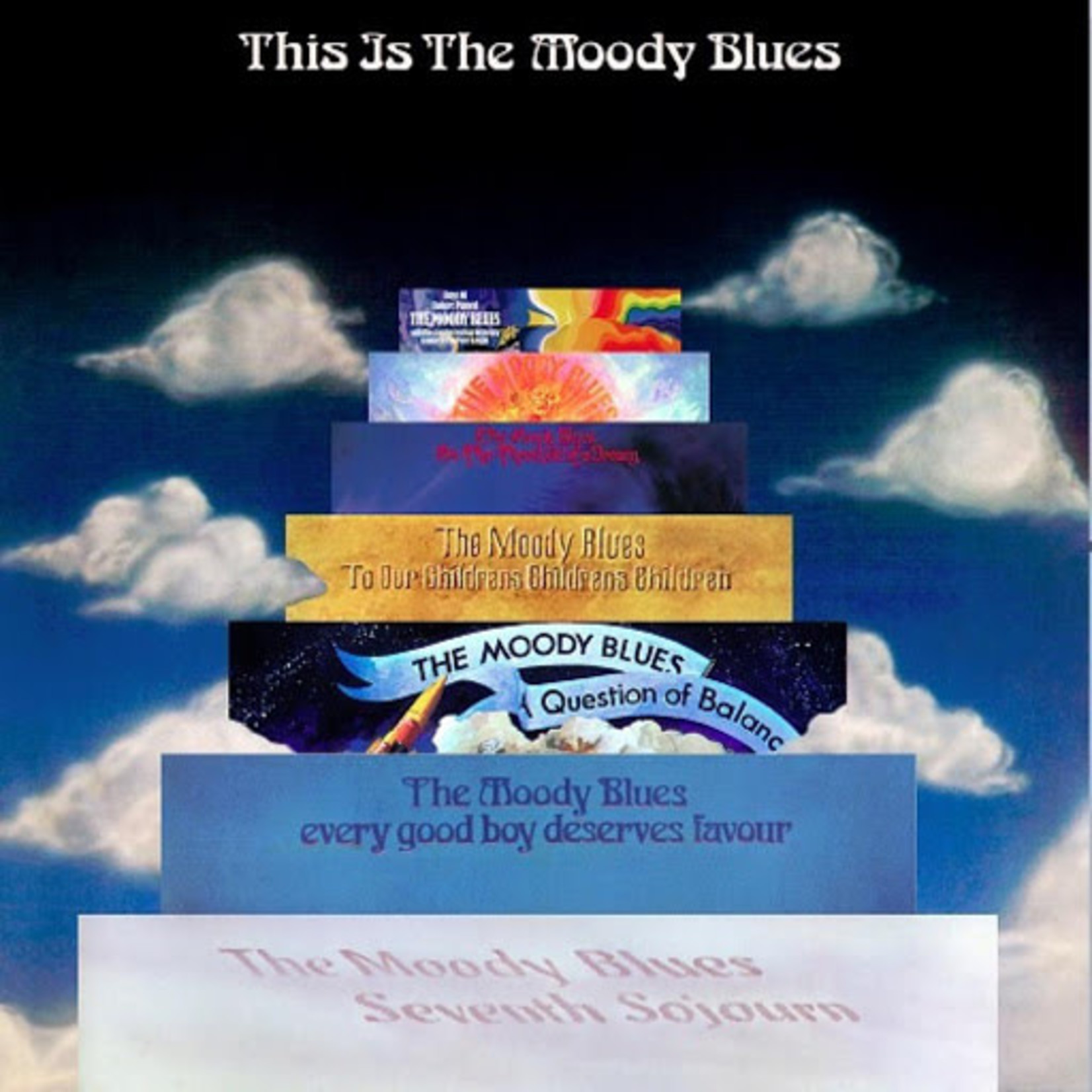 [Vintage] Moody Blues: This Is the Moody Blues