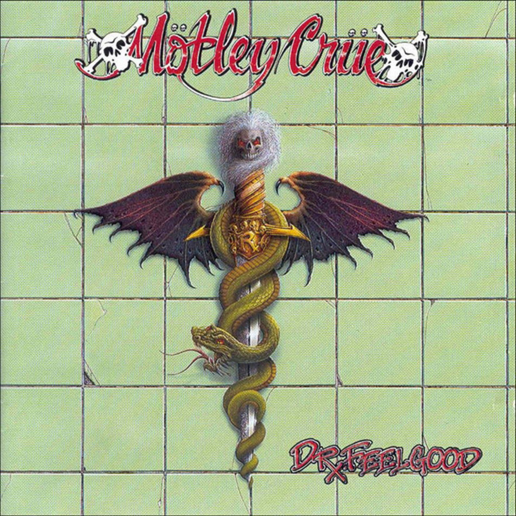[New] Motley Crue: Dr. Feelgood (30th Anniversary Ed.)