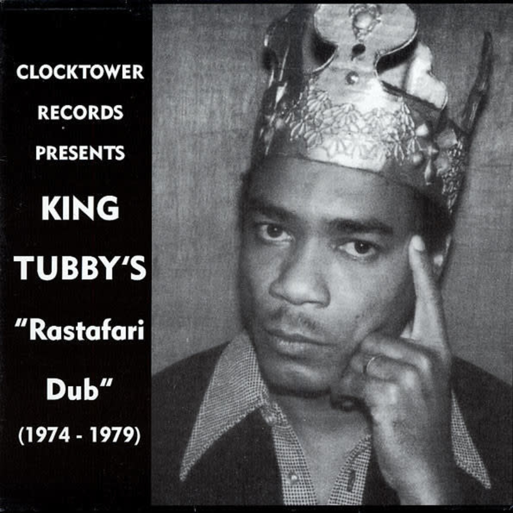 [New] King Tubby: Crazy Bald Head Dub