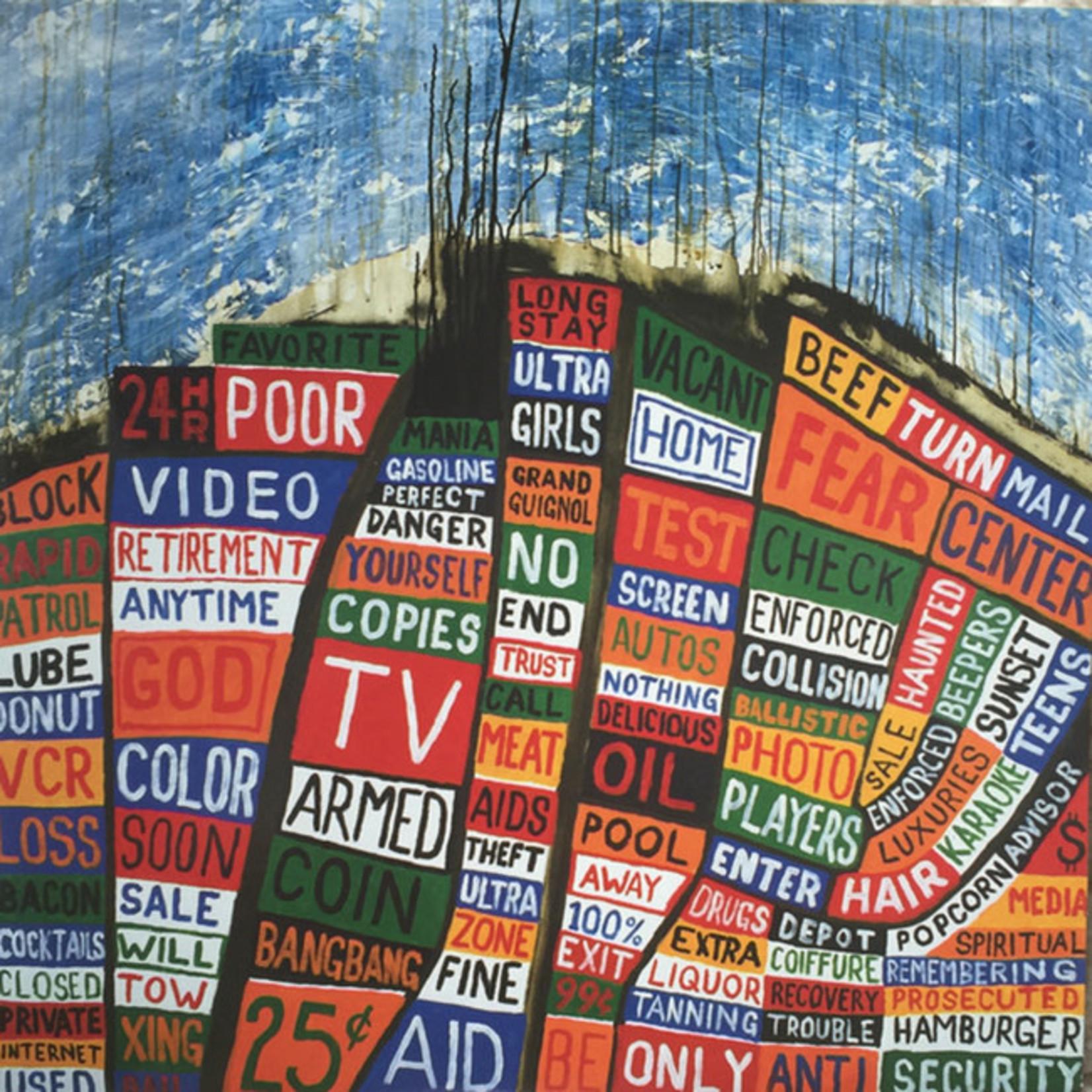 [New] Radiohead: Hail To The Thief (2LP)