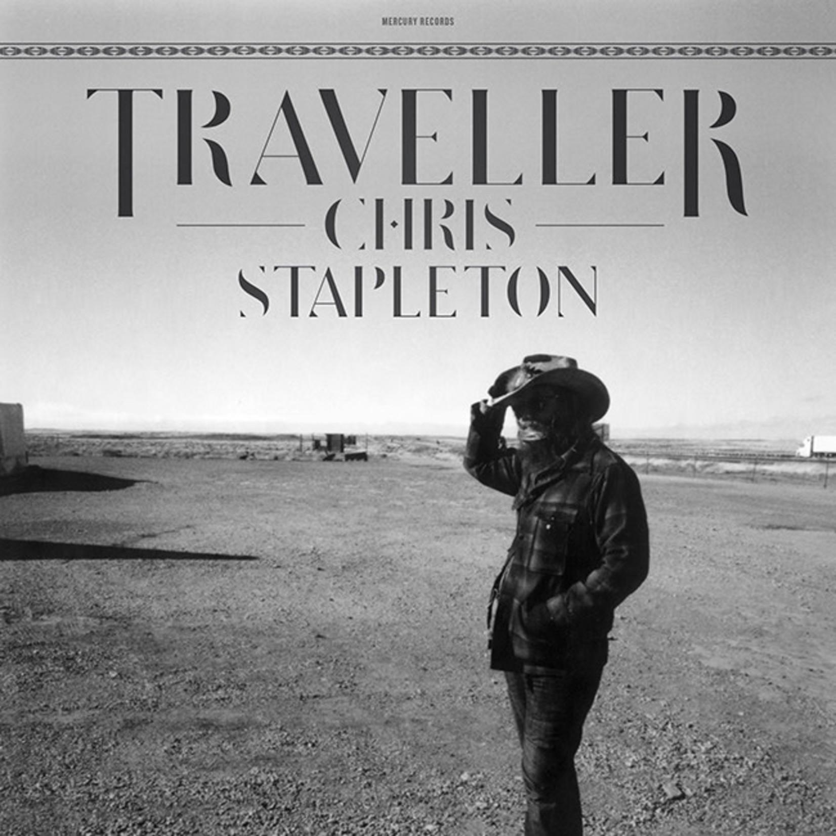 [New] Stapleton, Chris: Traveller