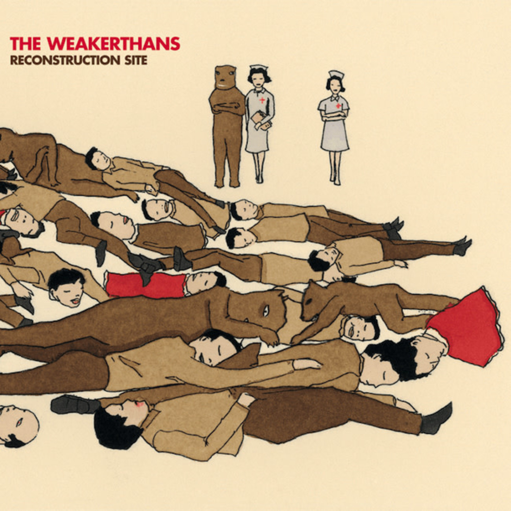 [New] Weakerthans: Reconstruction Site