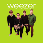 [New] Weezer: self-titled (green album)