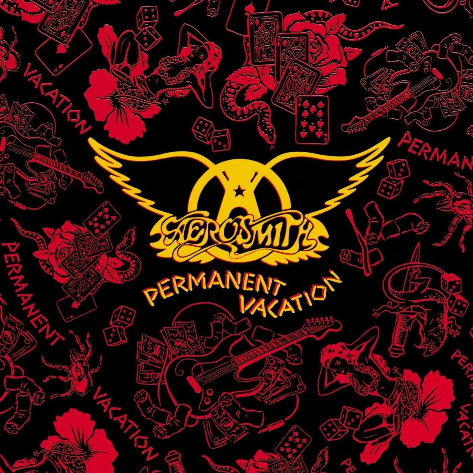 [Vintage] Aerosmith: Permanent Vacation