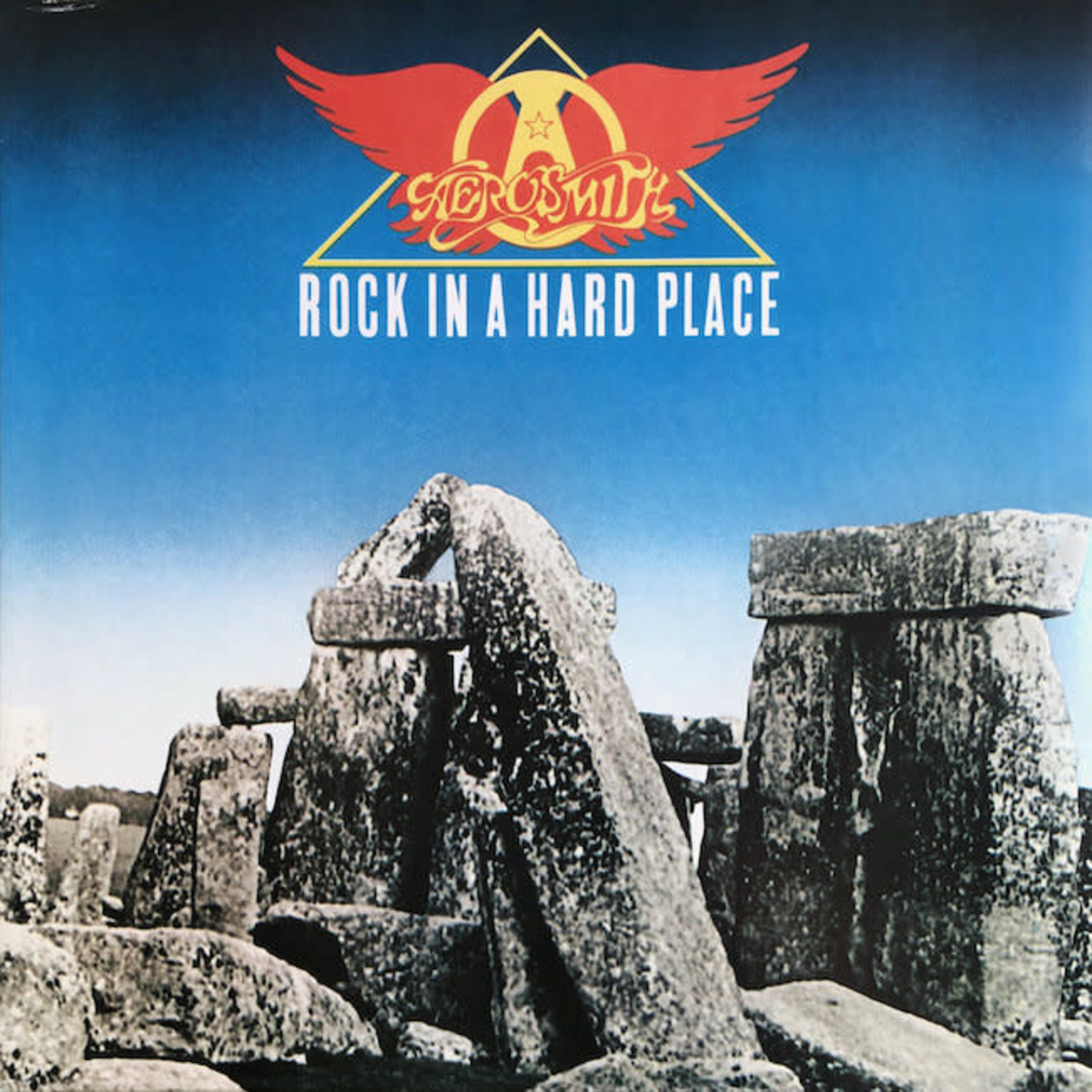 [Vintage] Aerosmith: Rock in a Hard Place