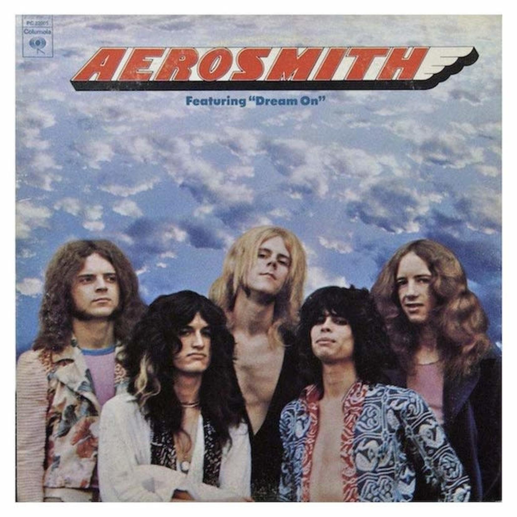 [Vintage] Aerosmith: self-titled (feat. 'Dream On')