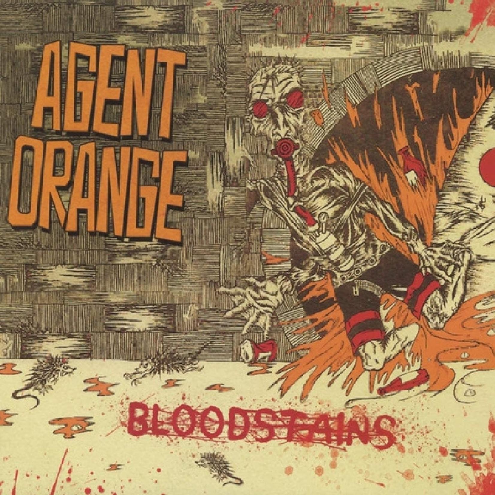 [New] Agent Orange: Bloodstains (orange vinyl)
