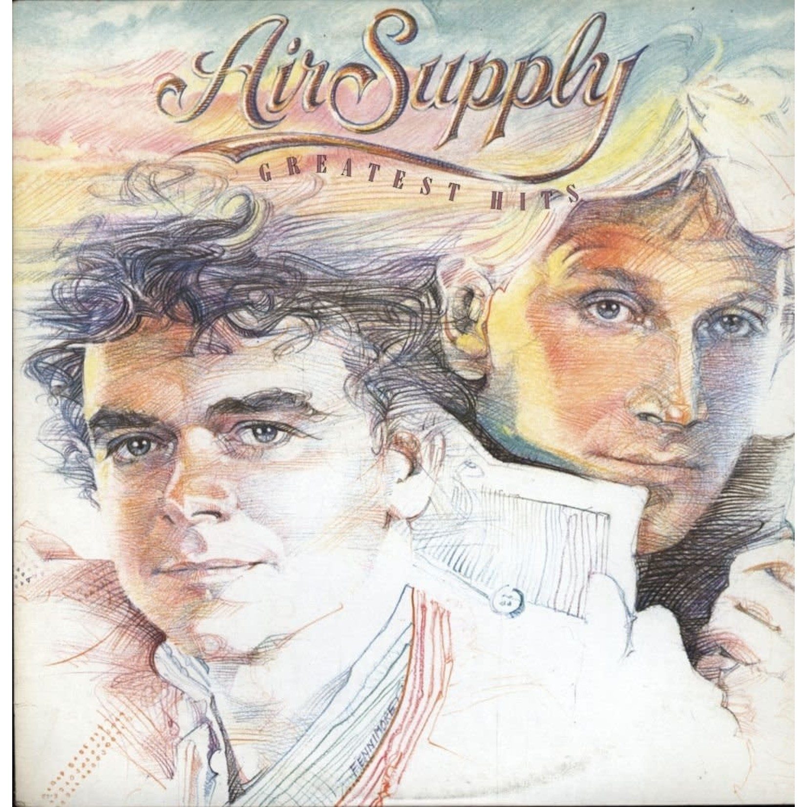 [Vintage] Air Supply: Greatest Hits