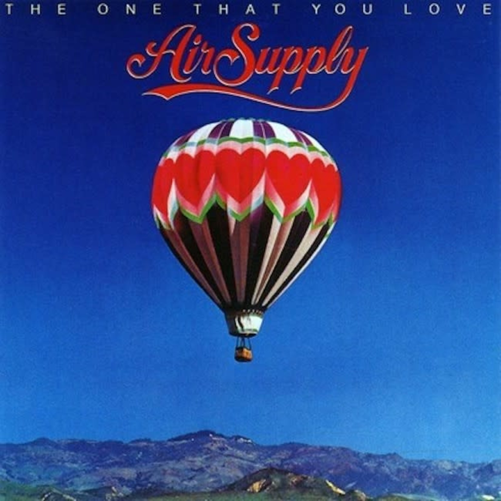 [Vintage] Air Supply: The One That You Love